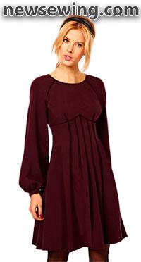 Платья оригинальный покрой